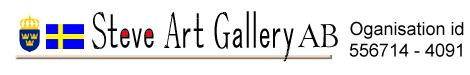 Steve Art Gallery AB